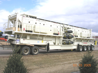 Masaba Mobile Screening Plant
