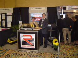 Rulmeca at AED's CONDEX 2007