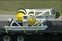 Kerco's EZMP Dual Drive features Rulmeca Motorized Pulleys