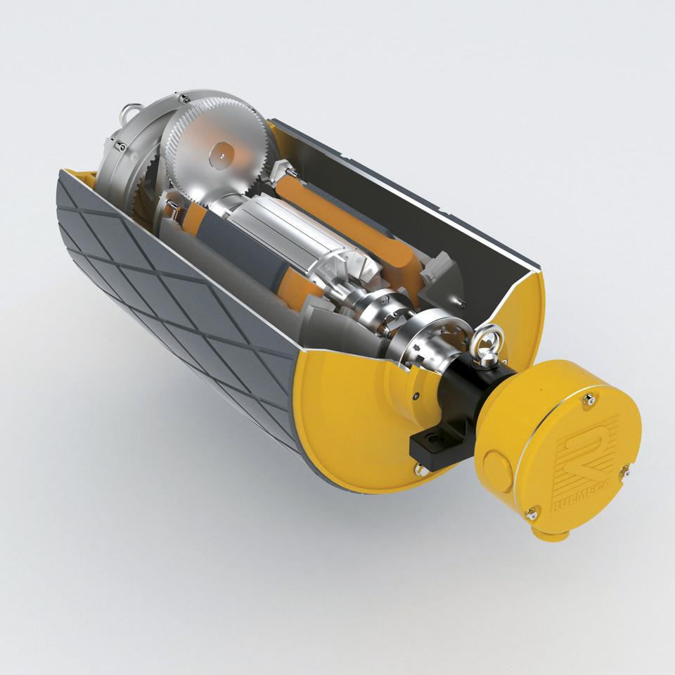 Index Of Newsletter Rulmeca Motorized Pulley Newsletter 201402
