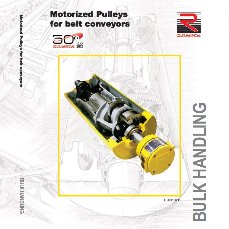 Motorized Pulley Bulk Handling Catalog For North America Rulmeca Corp