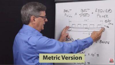 metric slider bed belt pull